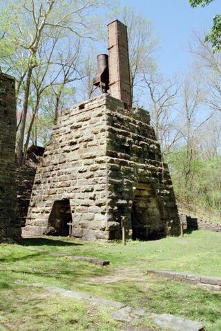 File:Maramec Iron Works furnace.jpg