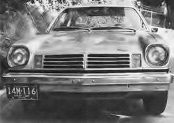 1974 Vega LX Notchback - Motor Trend March 1974