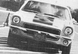 Vega Z29 - Cars 1972