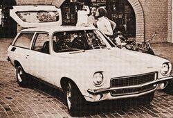 Vega Kammback wagon