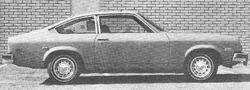 74 Vega Hatchback - MT Fuel saver
