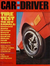 Car and Driver - June 1972