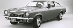 1971 Chevrolet Vega factory photo