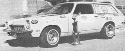 32mpg Vega - Motor Trend Oct. 1973