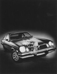 Cosworth Vega Press Photo