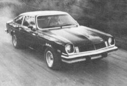 1974 Cosworth Vega - C&D Jan 1974