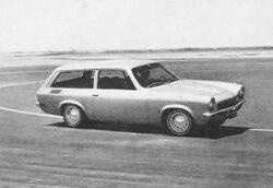 1971 Vega Wagon