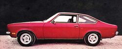1971 Vega - Car Craft Sept 1970