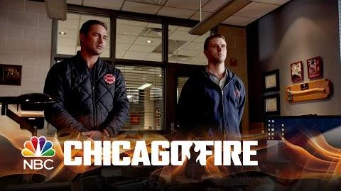 Chicago Fire - Coming Up The Chief Problem (Preview)
