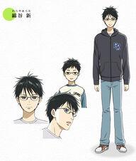 Arata's appearance