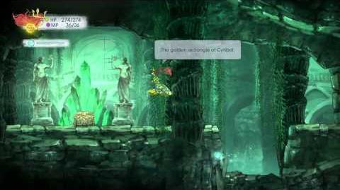 Child of Light - Cynbel's Secret -PS4 Gameplay HD-