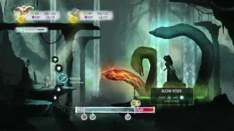 Child of Light - Chapter 4 - The Deep Dark Well -PS4 Gameplay HD-