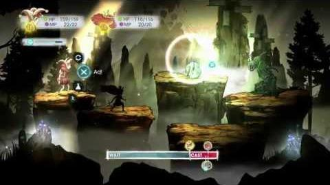 Child of Light - Chapter 5 - An Unexpected Reunion -PS4 Gameplay HD-
