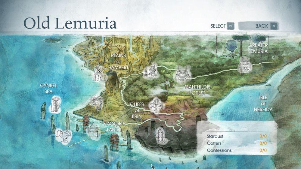 Lemuria Game