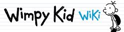 Wimpy kid logo