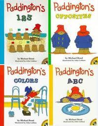 Paddington Bear series