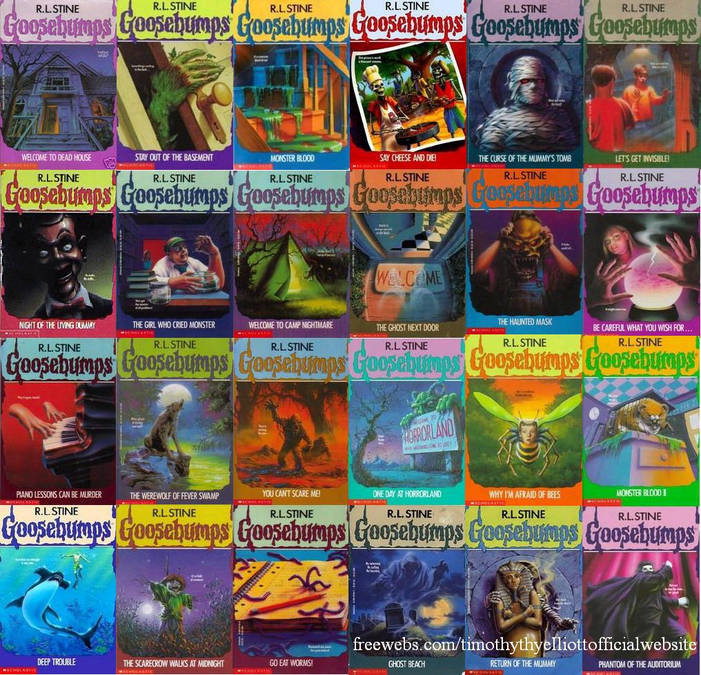 image goosebumps wallpaper 1 by children 39 s books wiki