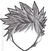 Sensational Image Anime Boy Hairstyles Chill Sonic Fanon Wiki Fandom Hairstyle Inspiration Daily Dogsangcom