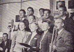 Hcjb music staff 1940s