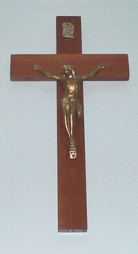 Small crucifix