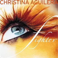 Christina Aguilera - Fighter CD cover