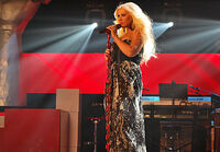 Christina-aguilera-the-voice-2011-reflection