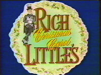 Rich little christmas carol