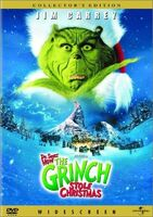 HowTheGrinchStoleChristmas LiveAction Widescreen DVD 2001