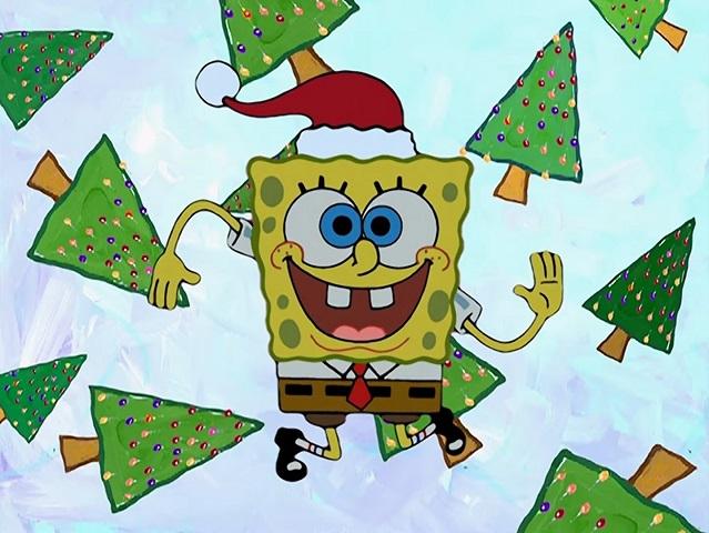spongebob christmas episode