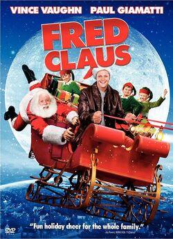 FredClaus DVD
