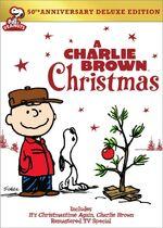 CharlieBrownChristmas 50thAnniversaryDVD