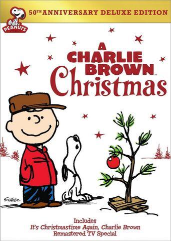 File:CharlieBrownChristmas 50thAnniversaryDVD.jpg