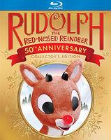 Rudolph 50thAnniversary Bluray