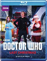 Doctor Who Last Christmas US Blu-Ray