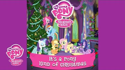 "MLP Friendship is Magic - ""We Wish You A Merry Xmas"" Audio Track"