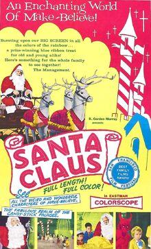 Santa claus 1959