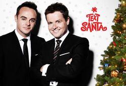 Text Santa telethon