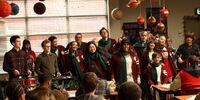 A Very Glee Christmas
