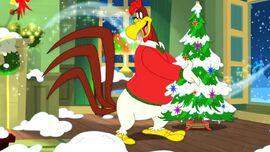 Mel Blanc Christmas Tree