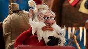 Santa in Its a SpongeBob Christmas