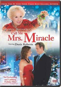 Call Me Mrs Miracle DVD