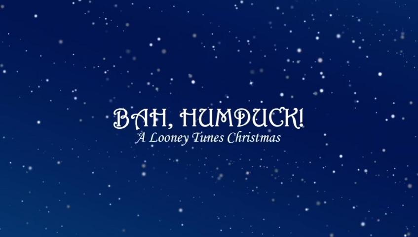 Bah, Humduck! A Looney Tunes Christmas | Christmas Specials Wiki ...