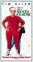 TheSantaClause VHS
