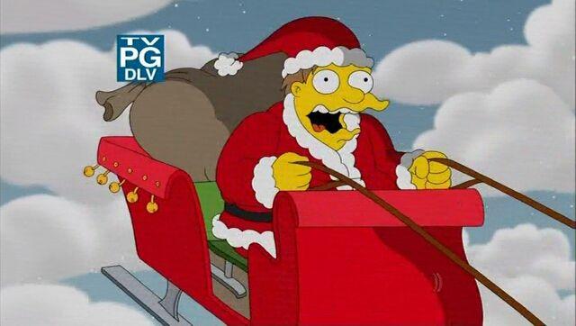 File:Barney Gumble as Santa.jpg