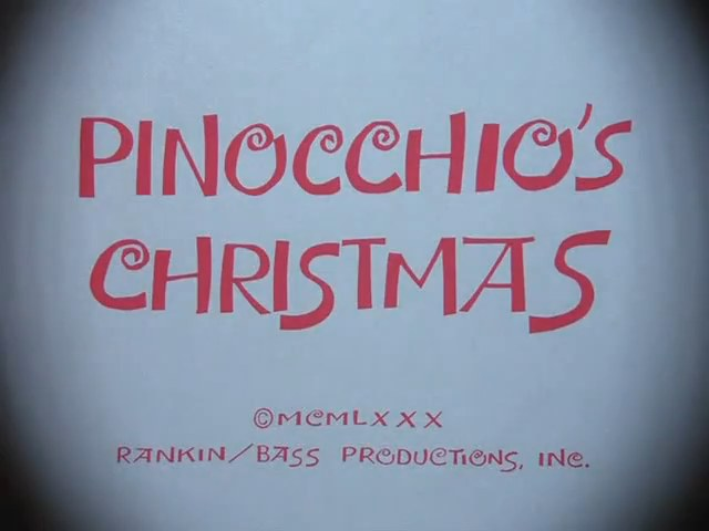 Pinocchio's Christmas | Christmas Specials Wiki | FANDOM powered ...