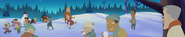 The Legend of Frosty the Snowman Widest screen (3)