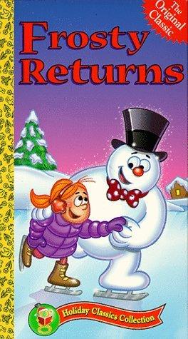 File:FrostyReturns VHS 1998.jpg