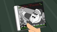 PaFCV Sal Tuscany is Santa Claus