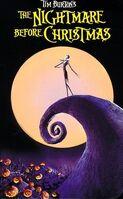 NightmareBeforeXmas VHS 1994