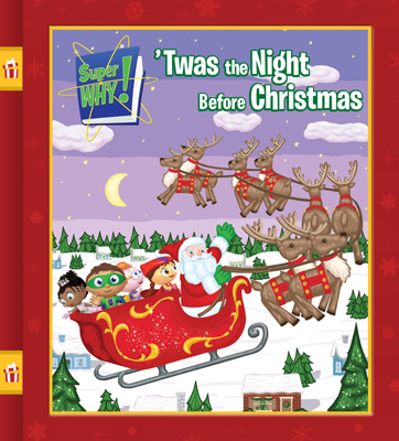 Twas the Night Before Christmas (Super Why!) | Christmas Specials ...